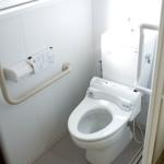 サービス付居室トイレ
